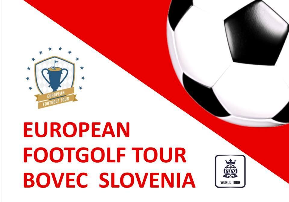 Prvi mednarodni footgolf turnir v Sloveniji