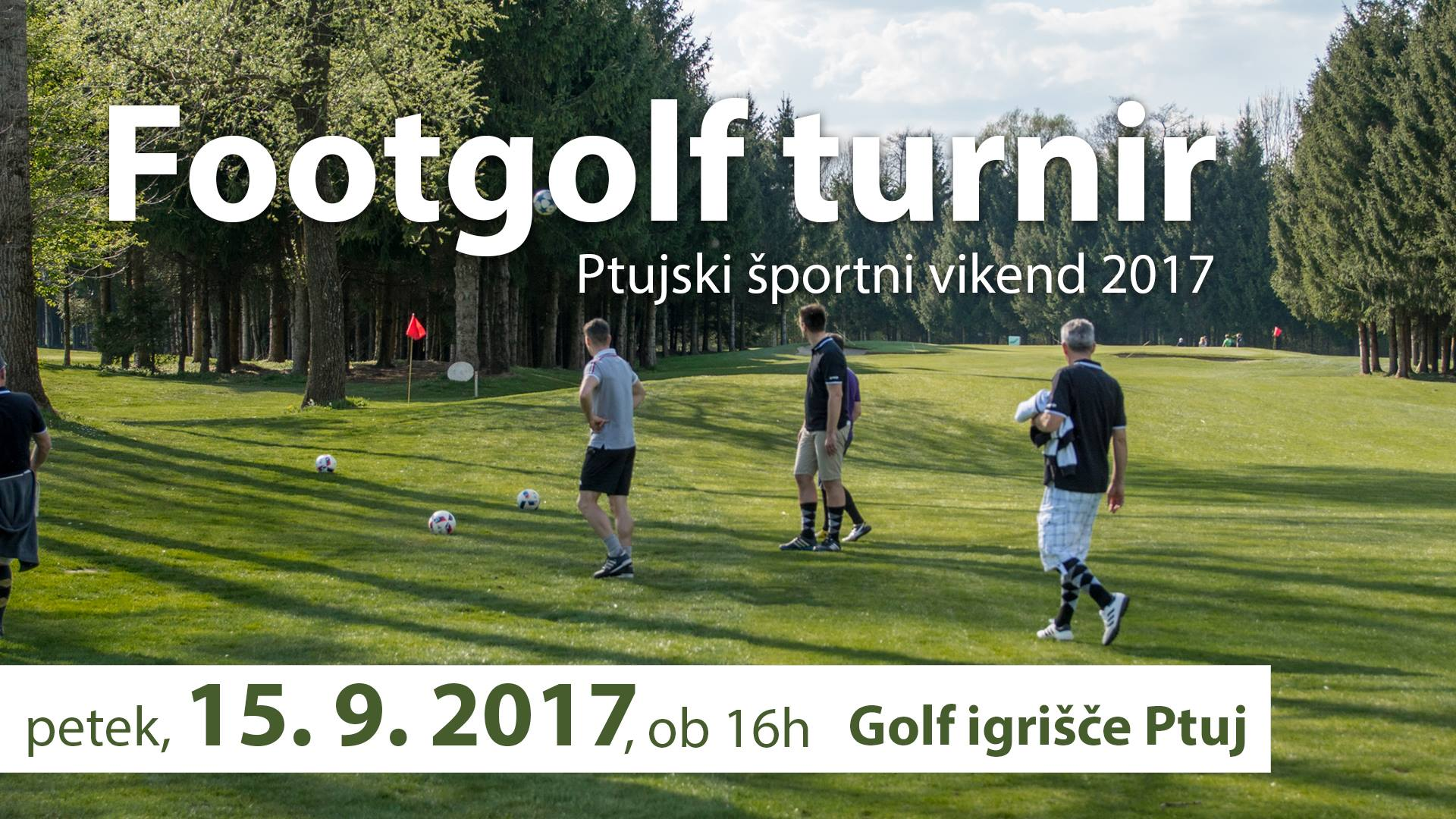 Ptuj Footgolf Open 2017